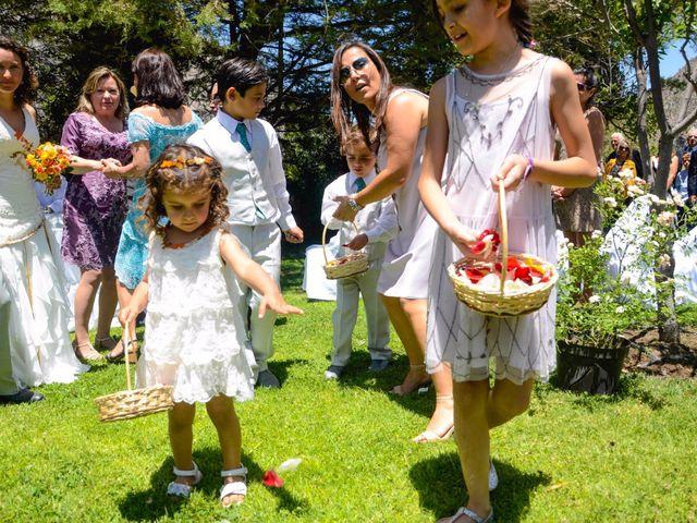 El matrimonio de Renzo y Marcela en La Serena, Elqui 14