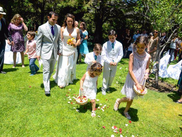 El matrimonio de Renzo y Marcela en La Serena, Elqui 15