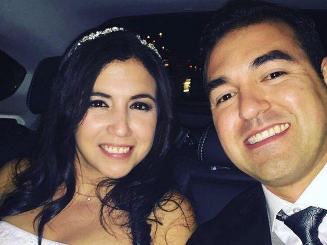 El matrimonio de Cesar y Yelda