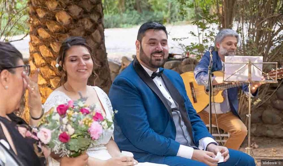 El matrimonio de José Agustín y Camila en San Bernardo, Maipo