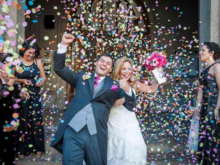 El matrimonio de Carolina y Alfredo