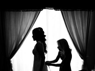 El matrimonio de Daniela y Gerardo 3