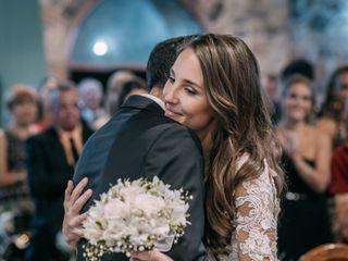 El matrimonio de Pame y Marcos