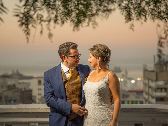 El matrimonio de Lisett y Carlos