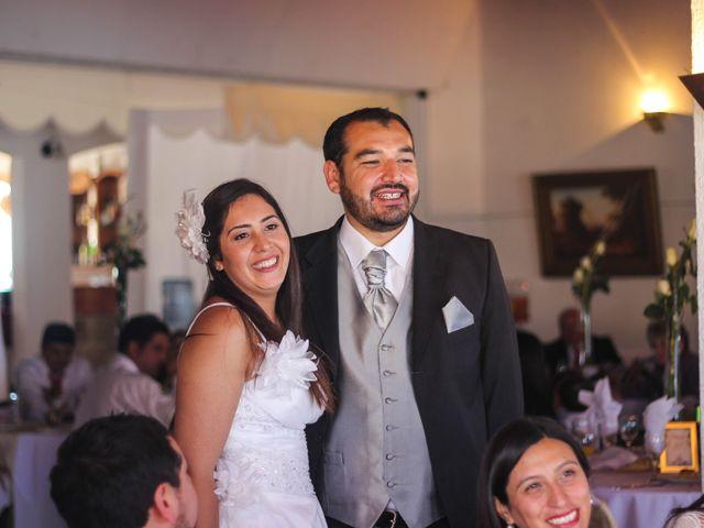 El matrimonio de Susana y David