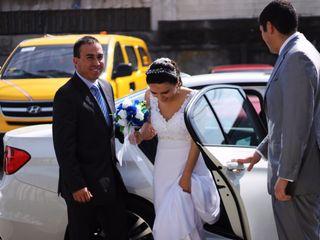 El matrimonio de Francisca y Pablo 1