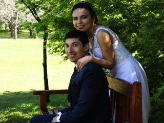 El matrimonio de Francisca y Pablo