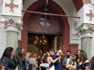 El matrimonio de Esteban  y Bárbara  2