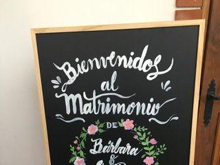 El matrimonio de Esteban  y Bárbara  3