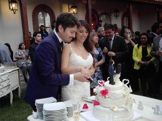 El matrimonio de Esteban  y Bárbara