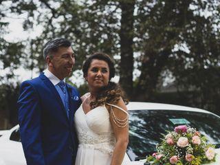 El matrimonio de Jessica y Patricio