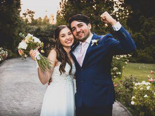 El matrimonio de Jael y Raúl