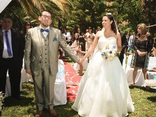 El matrimonio de Paula y Marcelo