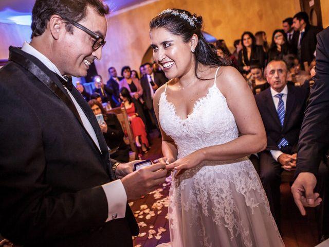 El matrimonio de Maria José y Osvaldo