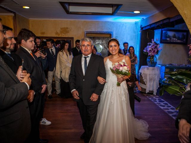 El matrimonio de Osvaldo y Maria José en Isla de Maipo, Talagante 11
