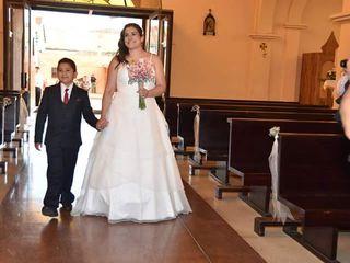 El matrimonio de Nicole y Ramón 1