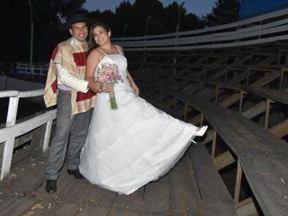 El matrimonio de Nicole y Ramón 2