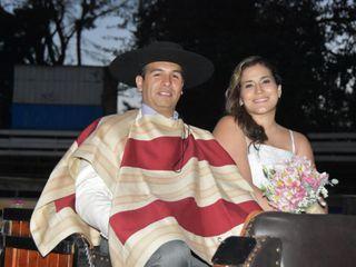 El matrimonio de Nicole y Ramón
