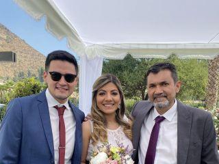 El matrimonio de Maru y Miguel  1