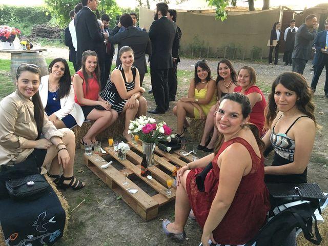 El matrimonio de Francisco y Valentina  en Buin, Maipo 6