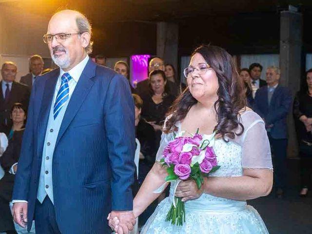 El matrimonio de Maricel y Sergio