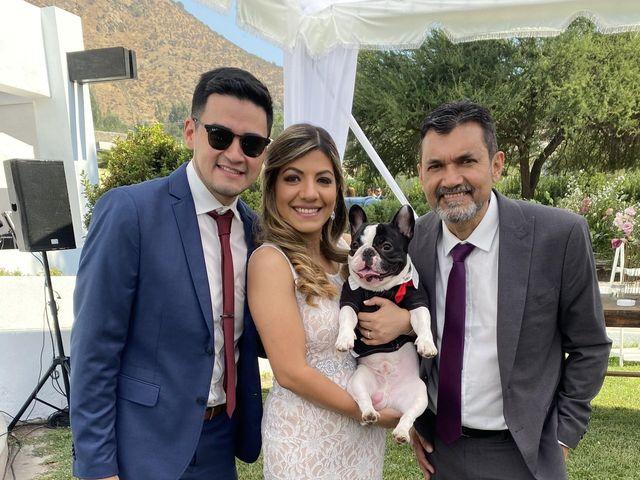 El matrimonio de Miguel  y Maru en Colina, Chacabuco 4