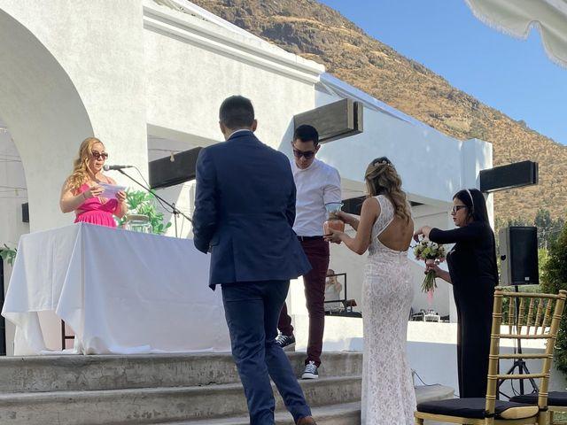 El matrimonio de Miguel  y Maru en Colina, Chacabuco 9