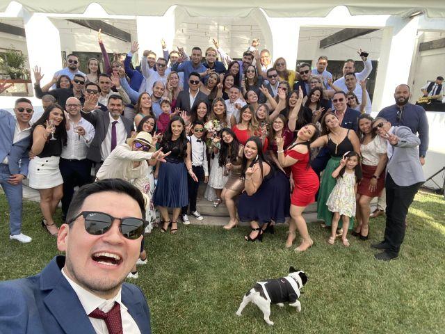 El matrimonio de Miguel  y Maru en Colina, Chacabuco 10