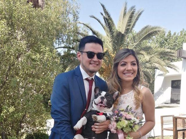 El matrimonio de Miguel  y Maru en Colina, Chacabuco 12
