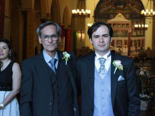 El matrimonio de Emerson y Ivonne 2