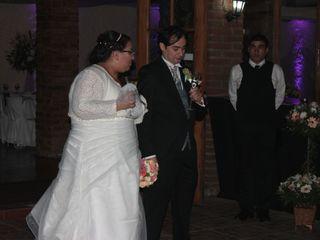El matrimonio de Emerson y Ivonne 3