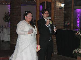 El matrimonio de Emerson y Ivonne