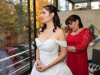El matrimonio de Javiera y Javier 1