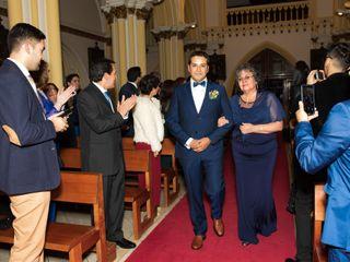 El matrimonio de Javiera y Javier 2