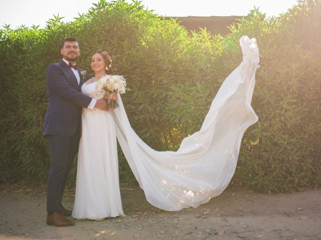 El matrimonio de Paola y Cristóbal