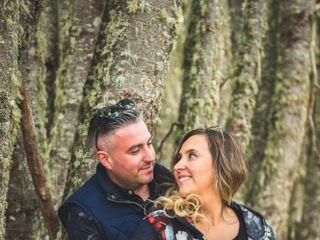 El matrimonio de Lorena y Fabián 2