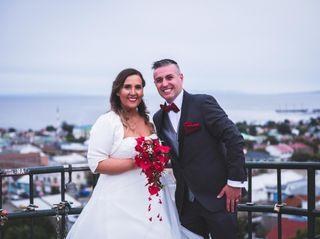 El matrimonio de Lorena y Fabián