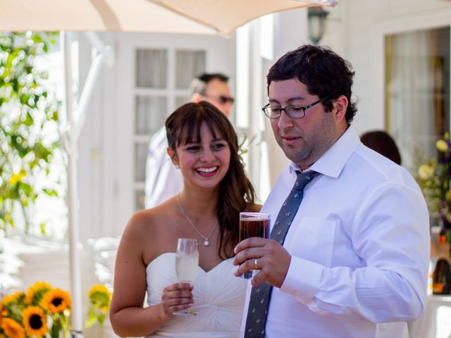 El matrimonio de Andrea y Ricardo
