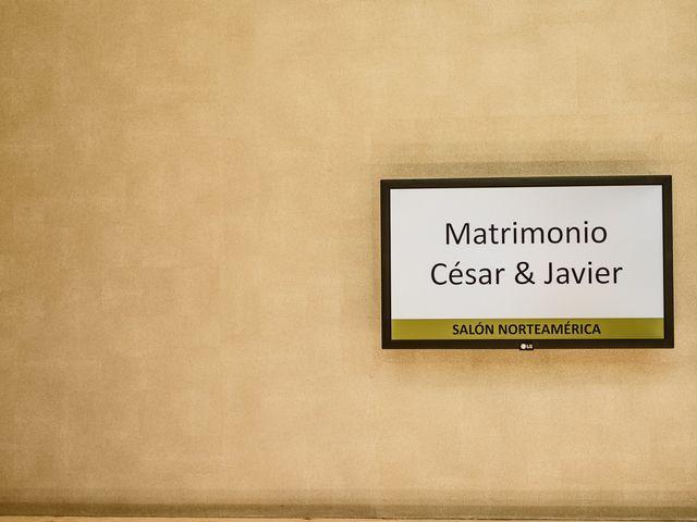 El matrimonio de César y Javier en Las Condes, Santiago 5