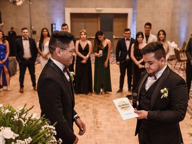 El matrimonio de César y Javier en Las Condes, Santiago 20