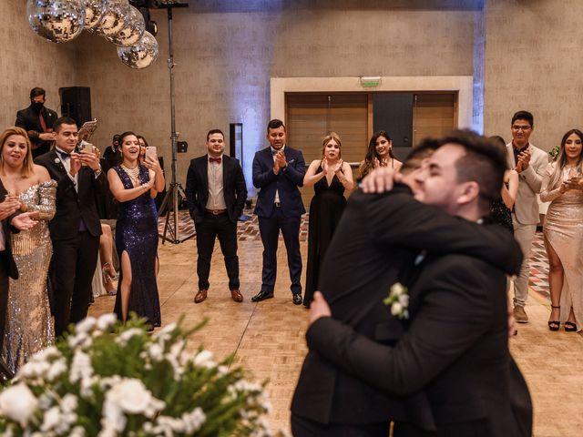 El matrimonio de César y Javier en Las Condes, Santiago 25