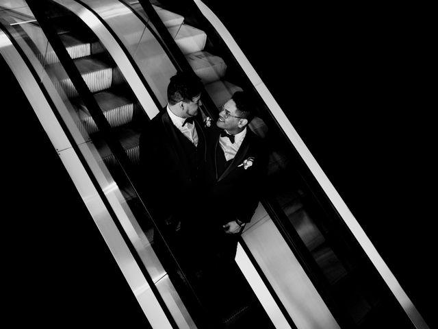 El matrimonio de César y Javier en Las Condes, Santiago 29