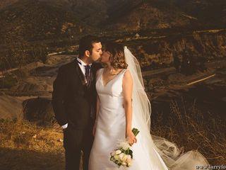 El matrimonio de Natalia y Sebastián  1