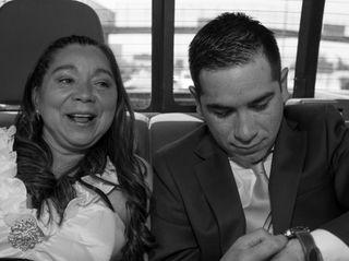El matrimonio de Cintia y Ramón 3