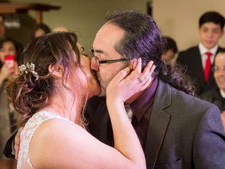 El matrimonio de Sandra y Hector