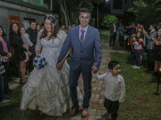 El matrimonio de Daniela y Abraham 3