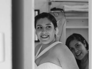 El matrimonio de Adriana y Alejandro 3