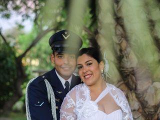 El matrimonio de Adriana y Alejandro