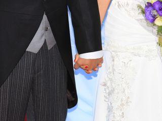 El matrimonio de Ignacia y Miguel 2