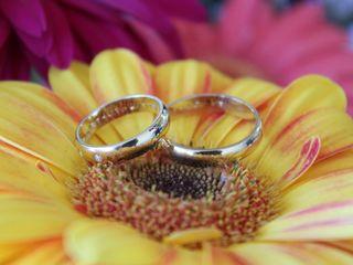 El matrimonio de Ignacia y Miguel 3